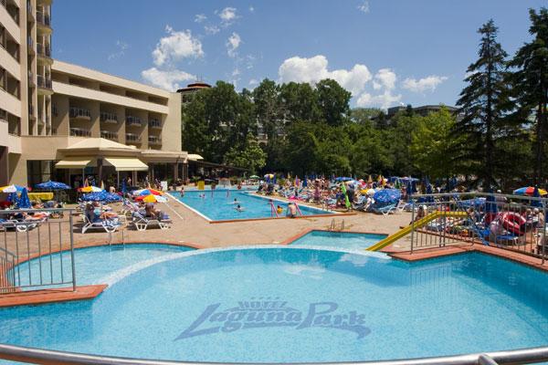 4 star hotel Laguna park - Sunny Beach, Bulgaria