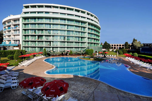 4 stars hotel Colosseum - Sunny Beach