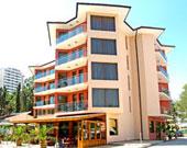 Sunny Beach hotels cheap - Maverik Hotel